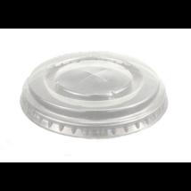 Szívószálas Tető Műanyag Shaker Pohárra 50 db/csomag