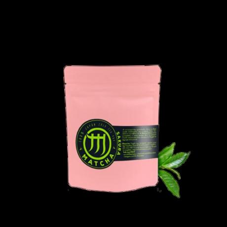 Matcha Sakura 50 g - 25 adag