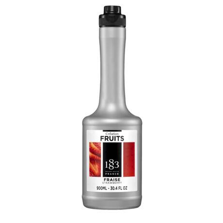 1883 Maison Routin Eper Gyümölcspüré 0,9 liter