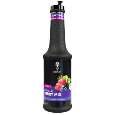 Eldorado Erdei Gyümölcs püré 1 liter