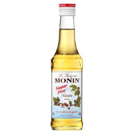 Monin Cukormentes Mogyoró szirup