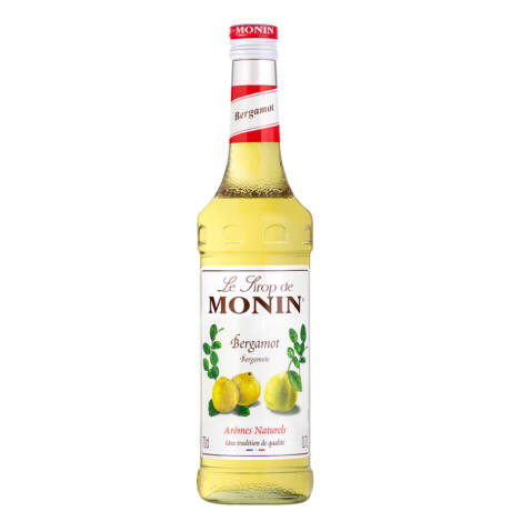 Monin Bergamot szirup
