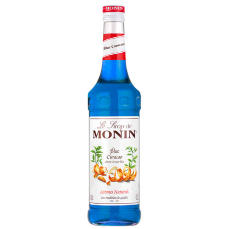 Monin Blue curacao szirup