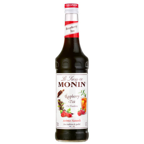 Monin Málna tea szirup