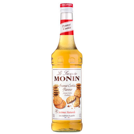 Monin Mogyorós süti szirup