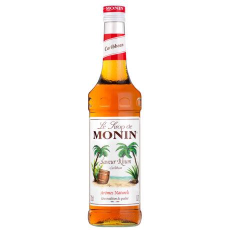 Monin Caribbean rum szirup