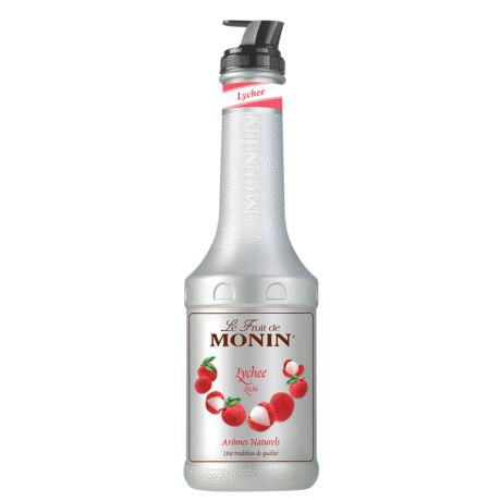 Monin Licsi Püré