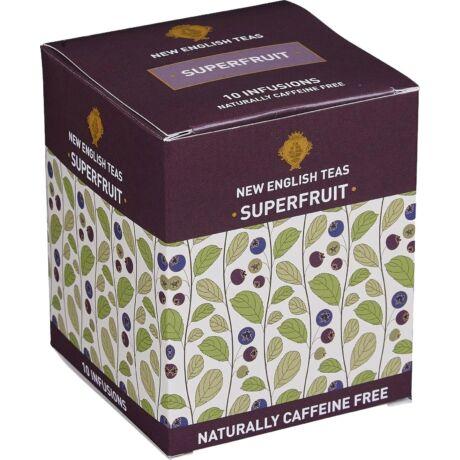 New English Teas Szupergyümölcs tea (10 filter) 15g