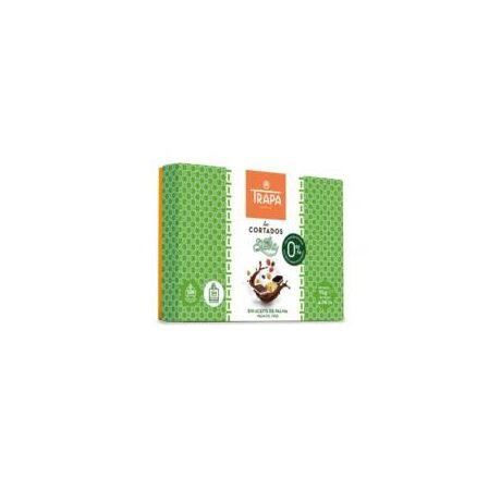 Trapa Cortados Stevia 115g - Cukormentes bonbonválogatás steviával édesítve