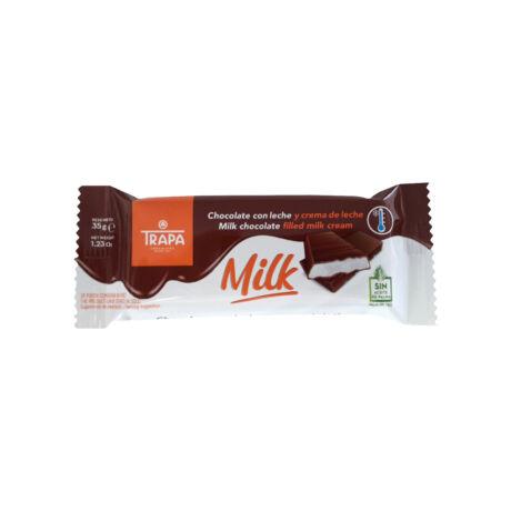 Trapa Snack Milk Tejcsokoládé 35g