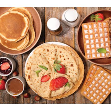 Quick Pancake - Palacsinta és gofri por - 1920 g