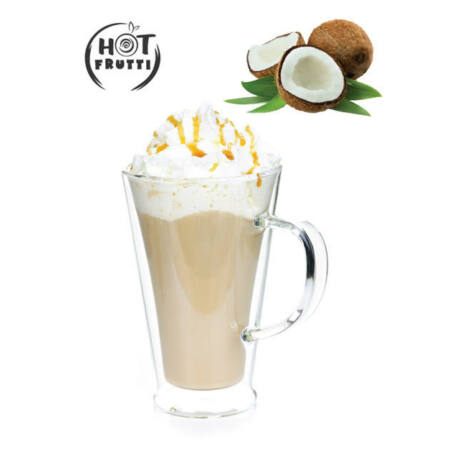 Raffaello - Fehér csokoládé ízű italpor kókusz darabokkal - Hotfrutti