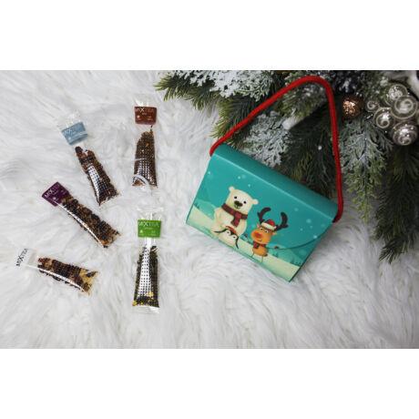 Mixtea ajándékcsomag díszdobozban