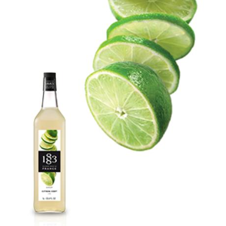 Lime szirup