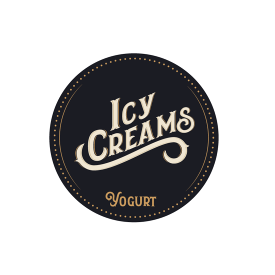 Icy Creams Joghurt tasakos shake Trópusi