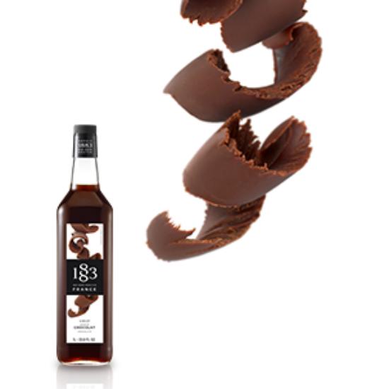 Csokoládé szirupok
