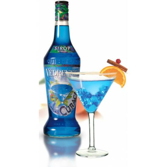 Blue Curacao szirup